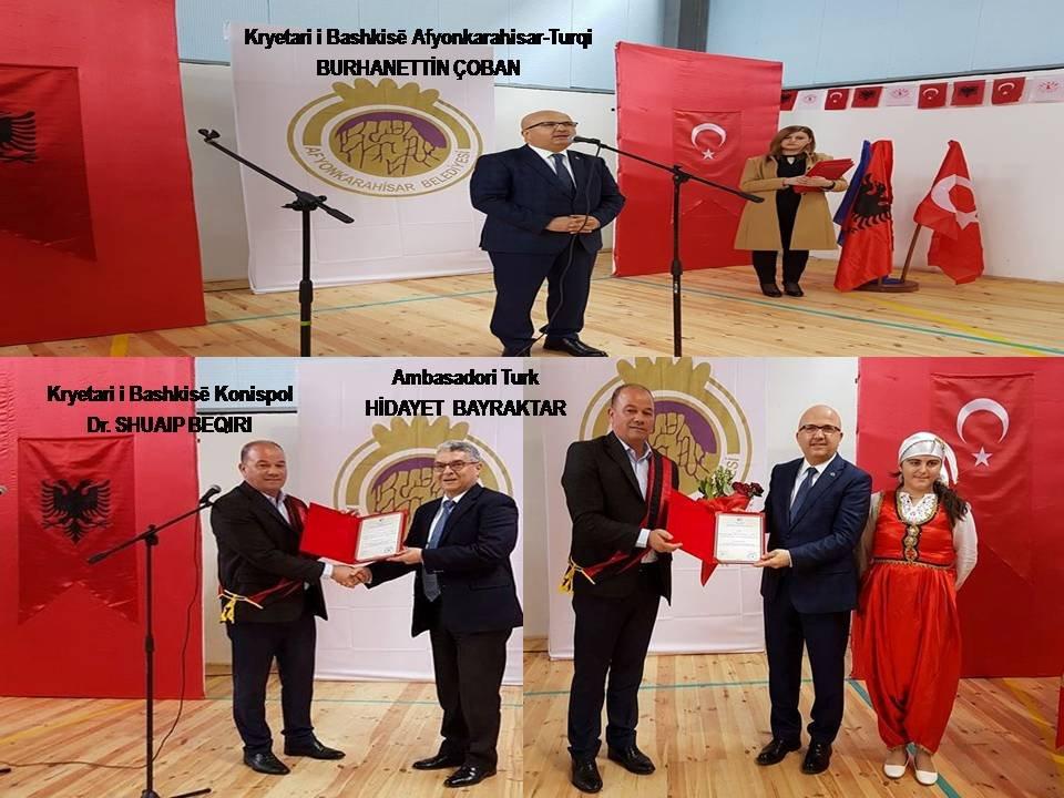 TURQIT PAS 105 VJETËSH PËRSËRI SHKELIN N'KONISPOL...