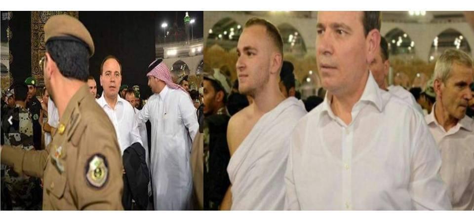 PRESIDENTI NISHANI NË QABENË E SHENJTË: LIDERI I PARË SHQIPTAR QË VIZITON MEKEN E MEDINEN