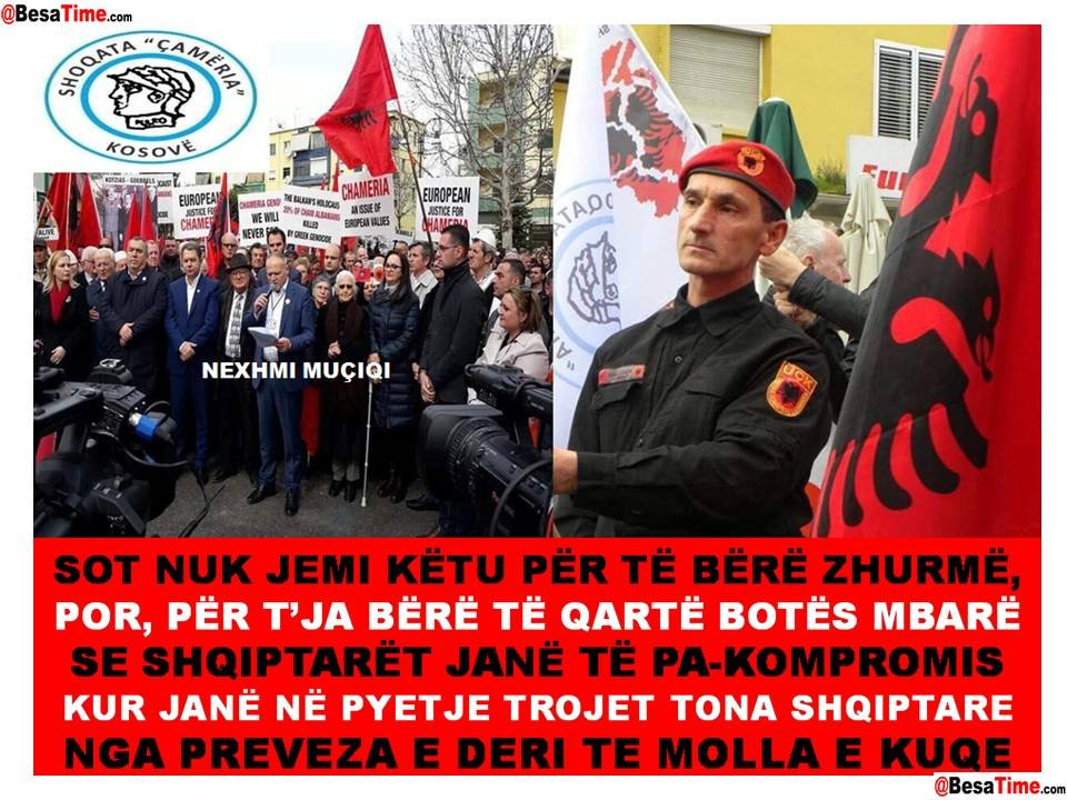 KREJT KOSOVA N'KËMBË: VJEN NË TIRANË PËR TI DALË ZOT ÇAMËRISË E DETIT SHQIPTAR