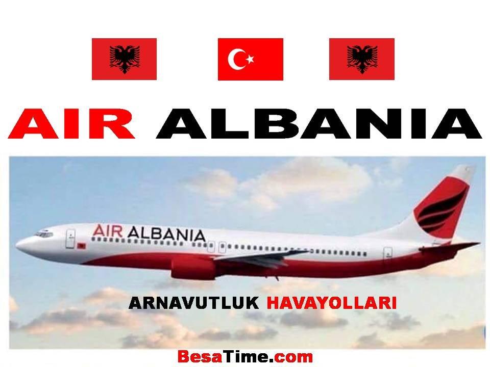ERDOGAN DHE TURQIA: EDHE NË AIR I BËRI SHQIPTARËT KRENARË