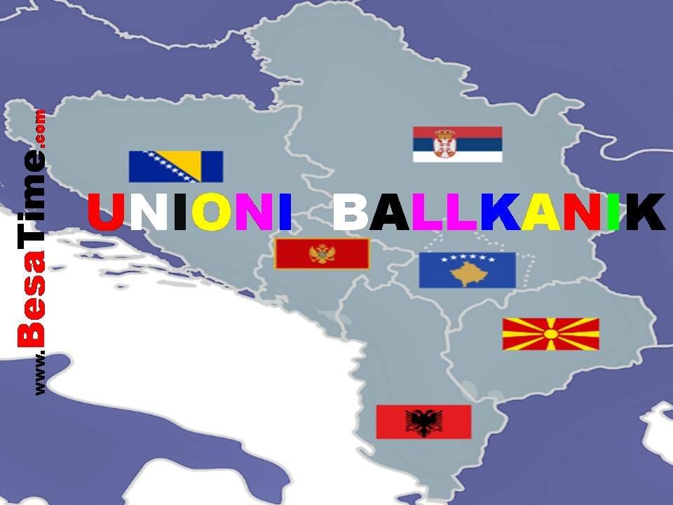 UNIONI  BALLKANIK Nga Merxhan Jakupi
