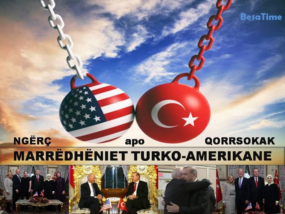 NGËRÇ APO QORRSOKAK NË MARRËDHËNIET TURKO-AMERIKANE